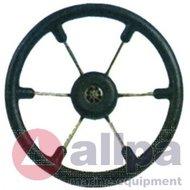 Leader-Tanegum-RVS-stuurwiel